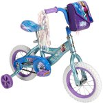 Disney-Frozen-12-inch-Bike-by-Huffy-Recommended-for-Ages-3-5-and-a-Rider-Height-of-37-42-inches-with-Fun-Graphics-of-Elsa-Anna-and-Olaf-Style-22235-0-0