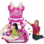 Disney-Minnie-Mouse-Buttons-and-Bows-Playland-with-50-Balls-0-0