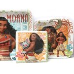Disney-Moana-Dinner-Paper-Plates-Cups-Napkins-Party-Set-for-16-People-All-Coordinating-0-0