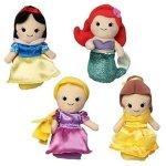 Disney-Princess-Finger-Puppet-Set-Snow-White-Ariel-Rapunzel-and-Belle-0