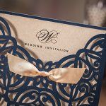 Doris-Home-Wedding-Invitations-Cards-Laser-Cut-Navy-Blue-Square-Invitation-with-Bow-Lace-Sleeve-for-Engagement-Baby-Bridal-Shower-Birthday-Quinceanera-50pcs-CW6179B-0-1