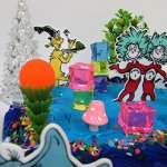 Dr-Seuss-Themed-Deluxe-Birthday-Cake-Topper-Set-Featuring-Various-Characters-and-Decorative-Themed-Accessories-0-1
