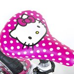 Dynacraft-Hello-Kitty-Girls-BMX-Street-Bike-18-WhiteBlackPink-0-1