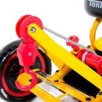 Dynacraft-Tonka-Tricycle-10-Inch-YellowRedBlack-0-2