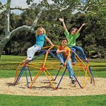Easy-Outdoor-Space-Dome-Climber–Rust-and-UV-Resistant-Steel–1000lb-Capacity–For-Kids-Ages-3-to-9-0