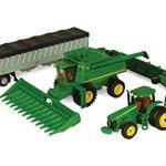 Ertl-John-Deere-Harvesting-Set-164-Scale-0