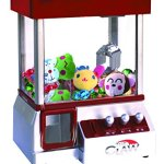 Etna-The-Claw-Toy-Grabber-Machine-with-Sounds-and-Animal-Plush-Features-Electronic-Claw-Toy-Grabber-Machine-Animation-4-Animal-Plush-Authentic-Arcade-Sounds-for-Exciting-Play-0