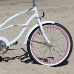 Firmstrong-Urban-Girl-Single-Speed-Beach-Cruiser-Bicycle-0-1