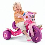 Fisher-Price-Barbie-Lights-Sounds-Trike-0-1