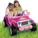 Fisher-Price-Power-Wheels-Barbie-Jammin-Jeep-Wrangler-0-1
