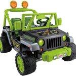 Fisher-Price-Power-Wheels-Teenage-Mutant-Ninja-Turtle-Jeep-Wrangler-0-2