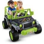Fisher-Price-Power-Wheels-Teenage-Mutant-Ninja-Turtle-Jeep-Wrangler-0