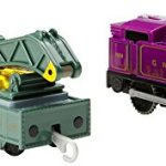 Fisher-Price-Thomas-Friends-TrackMaster-Ryan-Jerome-Train-0-0
