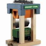 Fisher-Price-Thomas-the-Train-Wooden-Railway-Coal-Hopper-Figure-8-Set-0-2