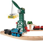 Fisher-Price-Thomas-the-Train-Wooden-Railway-Cranky-the-Crane-0-1