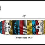Flybar-Complete-Skateboards-31-x-8-7-Ply-Maple-Wood-Board-0-1