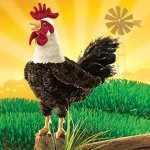 Folkmanis-Rooster-Hand-Puppet-0-0