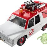 Ghostbusters-ECTO-1-Vehicle-and-Slimer-Figure-0