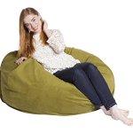 Giant-Bean-Bag-Chairs-Premium-Foam-Filled-Lounge-Sac-Posh-Microfiber-0