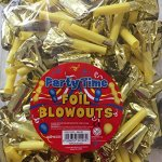 Gold-Foil-Blowout-Noisemakers-Birthday-Anytime-Party-Favours-Value-Pack-144-Pk-0