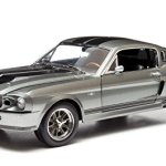 GreenLight-Gone-in-60-Seconds-2000-1967-Ford-Mustang-Eleanor-Vehicle-118-Scale-0-0