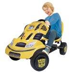 Hauck-Transformers-Bumblebee-Pedal-Go-Kart-0-0