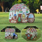 Homfu-Play-Tent-For-Kids-For-Indoor-Outdoor-Playhouse-Boys-Girls-Child-Perfect-Gift-Dream-House-0-0