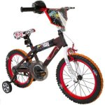 Hot-Wheels-Boys-16-Inch-Bike-BlackRedOrange-0