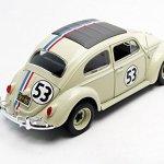 Hot-Wheels-Elite-Heritage-Herbie-The-Love-Bug-Vehicle-118-Scale-0-2