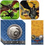 How-to-Train-Your-Dragon-2-Party-Pack-Including-Plates-Napkins-and-Tablecover-16-Guests-0