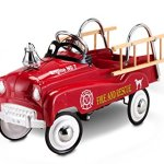 InStep-Fire-Truck-Pedal-Car-0-1