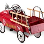 InStep-Fire-Truck-Pedal-Car-0-2