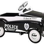 InStep-Police-Pedal-Car-0-0