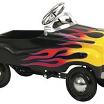 InStep-Street-Rod-Pedal-Car-0-0