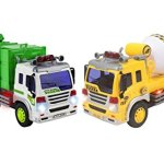 Innovative-Brain-Toys-Friction-Powered-Toy-Garbage-Truck-and-Cement-Mixer-Trucks-With-Lights-Sound-Push-Go-Friction-Truck-Toys-For-Boys-Girls-Aged-3-0