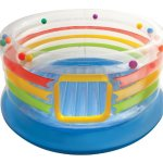 Intex-Jump-O-Lene-Transparent-Ring-Inflatable-Bouncer-71-X-34-for-Ages-3-6-0