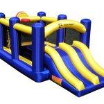 Island-Hopper-Racing-Slide-and-Slam-Recreational-Bounce-House-0