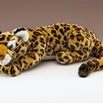 Jaguar-Lying-Plush-Toy-35-Long-with-Tail-By-Wildlife-Artists-0