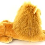 Jesonn-Realistic-Giant-Stuffed-Animals-Plush-Toy-Lion-Beige-for-Kids-Gifts225-or-57CM1PC-0-1