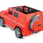 Kid-Motorz-Mercedes-Benz-G63-AMG-One-Seater-In-Red-12V-Ride-On-0-0