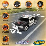 KidiRace-RC-Remote-Control-Police-Car-for-Kids-Rechargeable-Durable-and-Easy-to-Control-0-1