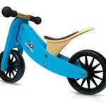 Kinderfeets-TinyTot-Wooden-Balance-Bike-and-Tricycle-Blue-2-in-1-0-0