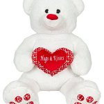 Life-Size-White-Valentines-Day-Teddy-Bear-52-inches-0