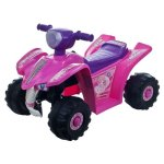 Lil-Rider-Pink-Princess-Mini-Quad-Ride-on-Car-Four-Wheeler-0