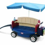Little-Tikes-Deluxe-Ride-and-Relax-Wagon-with-Umbrella-0