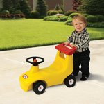 Little-Tikes-Push-Ride-Walker-for-Kids-Four-tires-balance-With-Wheel-Staring-and-Horn-0-0