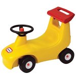 Little-Tikes-Push-Ride-Walker-for-Kids-Four-tires-balance-With-Wheel-Staring-and-Horn-0