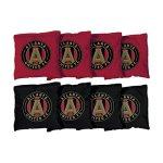 MLS-Atlanta-United-Football-Club-Unisex-810402Cornhole-Bag-Set-Corn-Filled-Multicolor-One-Size-0
