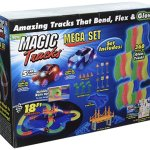 Magic-Tracks-Mega-Set-with-RED-BLUE-Car-As-Seen-on-TV-360-Piece-Glowing-18-Track-Set-0-0