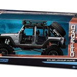 Maisto-Design-Off-Road-Kings-2015-Jeep-Wrangler-Unlimited-Variable-Color-Diecast-Vehicle-124-Scale-0-0
